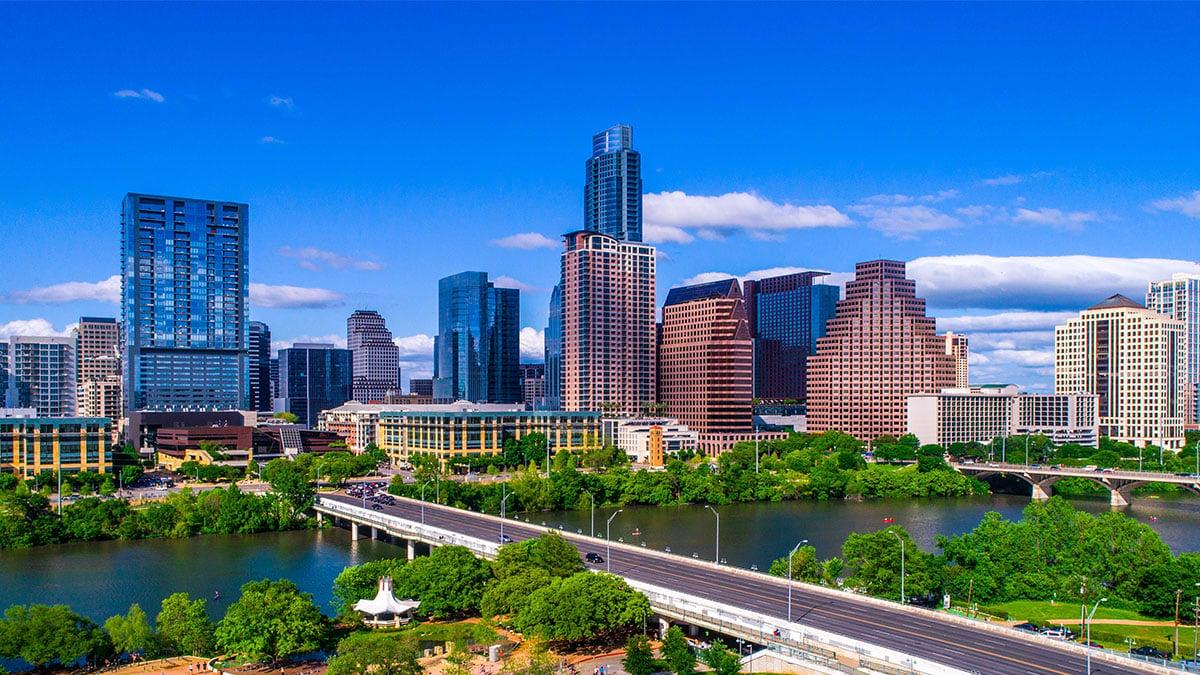 Austin Skyline-Tenavox